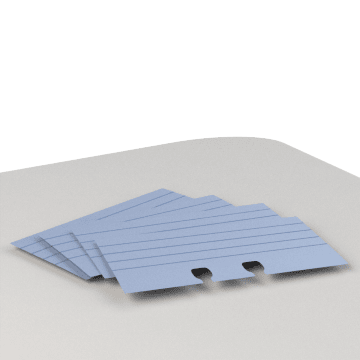 Business card holders refills gamut business card refills reheart Image collections