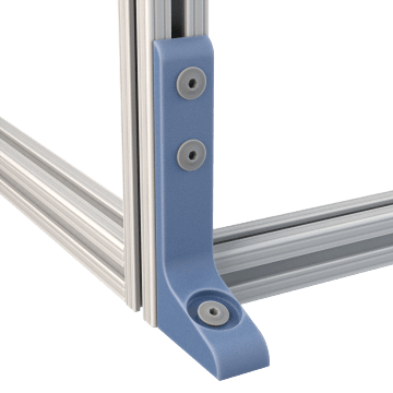 Bases for Structural Framing Extrusions - Gamut