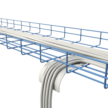 Wire-Mesh Cable Tray Systems - Gamut