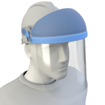 Face Shields for Hard Hats - Gamut