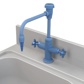 Laboratory Faucets - Gamut