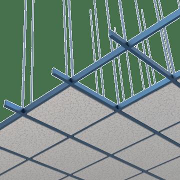 Ceiling Tile Suspension Framing - Gamut