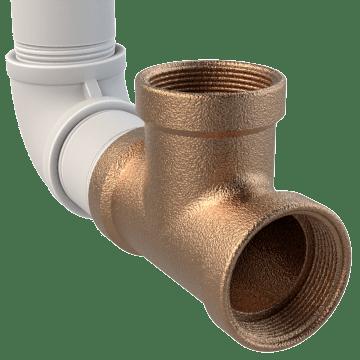 Cast Bronze Pipe Fittings - Gamut