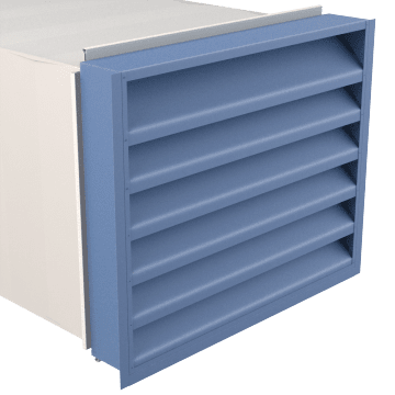 Dampers, Louvers, & Shutters - Gamut