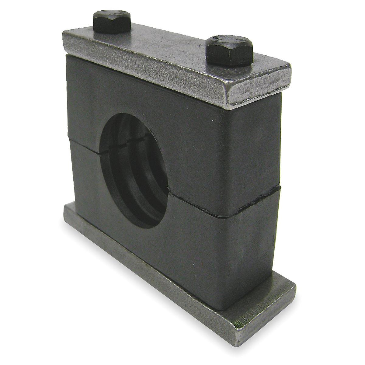 Block style clamp single gamut