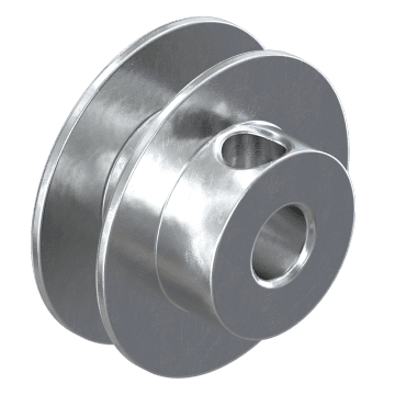 Round Belts And Pulleys