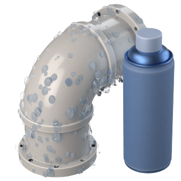 Krud Kutter Rust Converter: 1 gal Container Size - Gamut