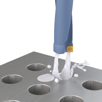 Indexable-Tip Drill Bits for General Drilling