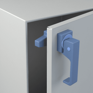 Compression Locks for Cabinets & Drawers