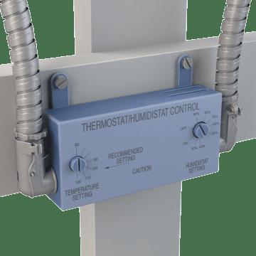 Attic Fan Line-Voltage Thermostats