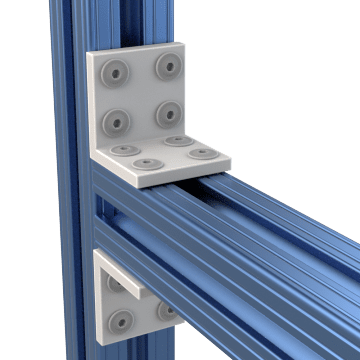 Structural Framing Extrusions & Accessories