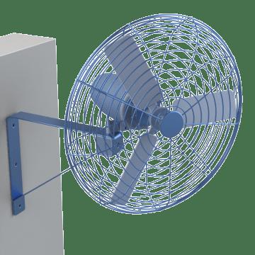 Fans, Blowers, & Air Curtains