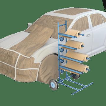 Vehicle Masking Machines