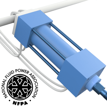 NFPA Tie-Rod Air Cylinders