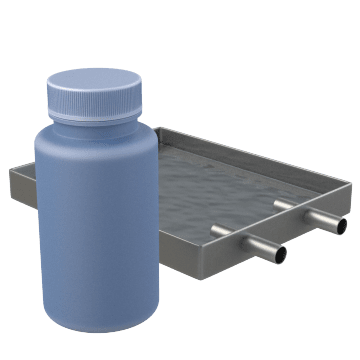 Condensate Pan Treatments for AC & Refrigeration Systems