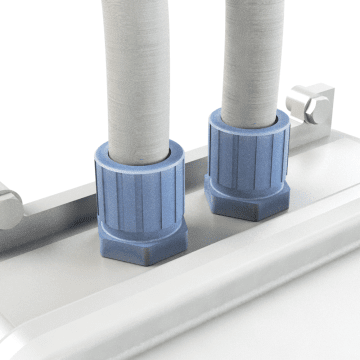 Liquid-Tight Straight Connectors