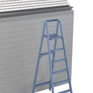 Platform Step Ladders