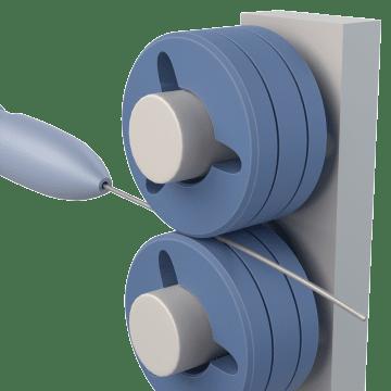 MIG Welding Gun Drive Rolls & Adapters