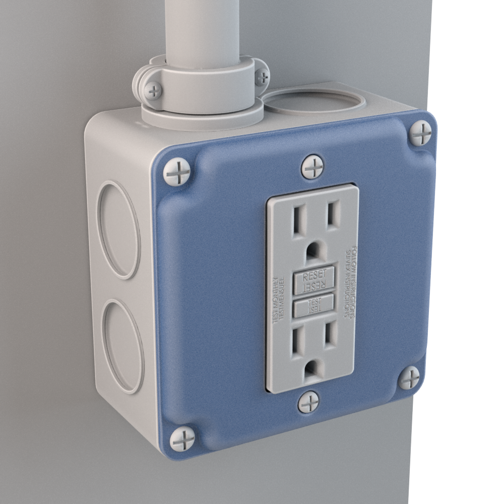 GFCI Outlet Box Covers