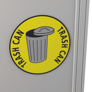 Waste Disposal Signs