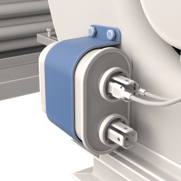 Motor Capacitor Mounting Hardware & Connection Protectors