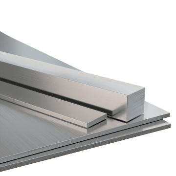 Grade 304 Stainless Steel Sheets, Strips, & Bars