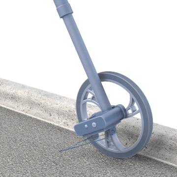Distance Measuring Wheels