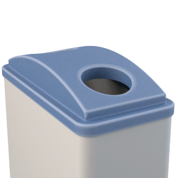 Plastic Recycling Container Lids