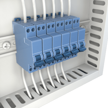 DIN-Rail Miniature Circuit Breakers