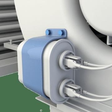 Motor Capacitor Mounting Hardware