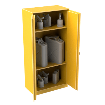 Cabinets for Flammables