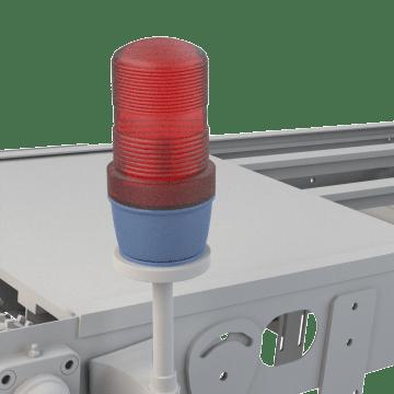 Audible Alarms & Warning Lights