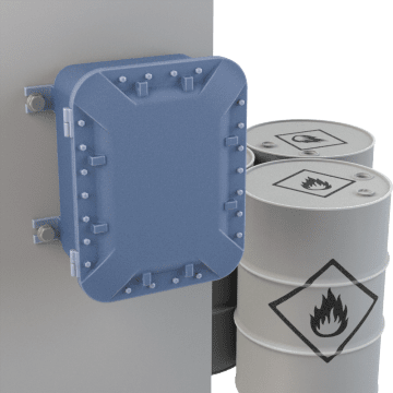 Hazardous-Location Electrical Enclosures