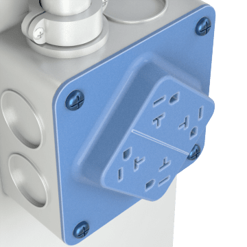 NEMA Straight-Blade Wall & Floor Receptacles