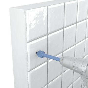 Drill Bits for Glass, Tile, & Porcelain