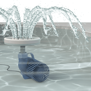 Fountain & Pond Pumps