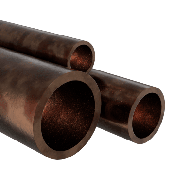 Bronze Round Tubes