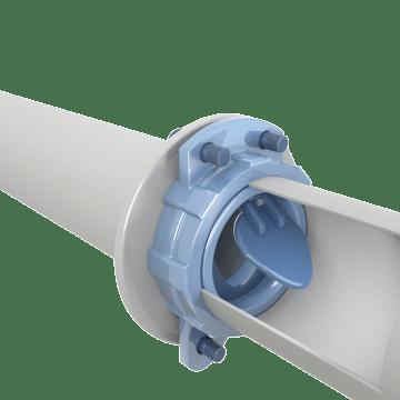Wafer Plastic Check Valves