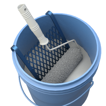 Paint Buckets & Accessories