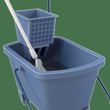 Mops, Buckets, & Wringers