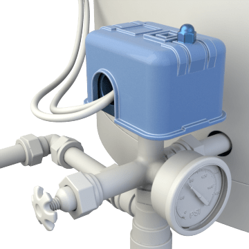 Water & Air Pressure Switches