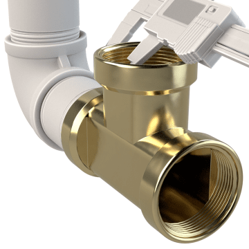 Brass Instrumentation Pipe Fittings