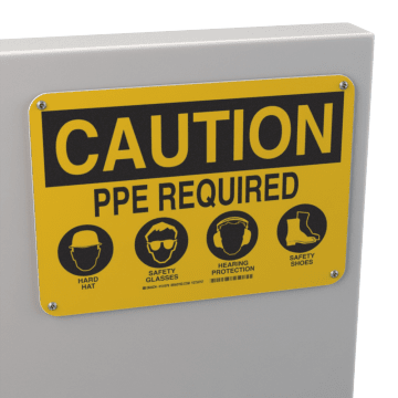 Multi-Protection Signs