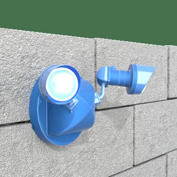 Motion Sensor Fixtures