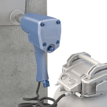Air-Powered Impact Wrenches