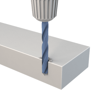 Jobbers-Length Drill Bits