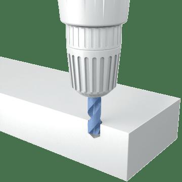 Short-Length Drill Bits
