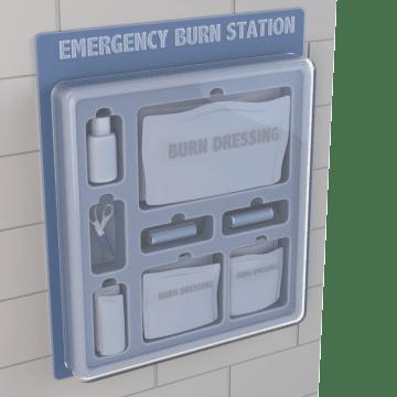 Burn Stations