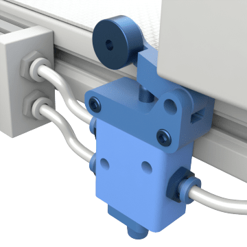 Mechanically-Actuated Directional Control Valves