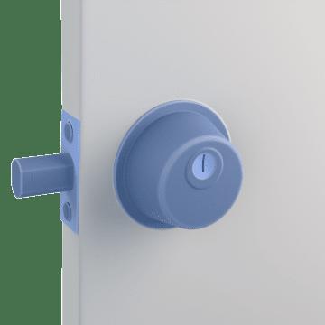 Door Locks & Strike Plates